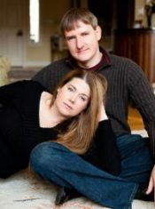 Liz and Ric Thompson - Founder Cosmic Energy Profile
