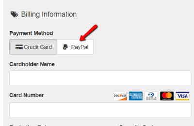 manifest magic paypal credit card