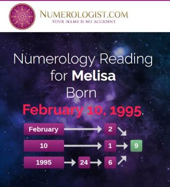 numerologist free report